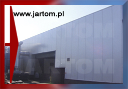 Nowoczesne hale magazynowo produkcyjne na sprzedaż
